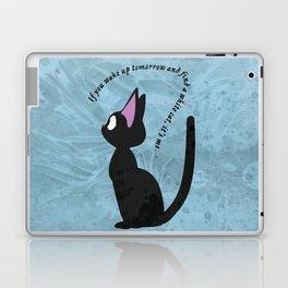 Jiji the Cat Laptop & iPad Skin