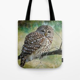 Listen a hundred times. Ponder a thousand times. Speak once. Tote Bag