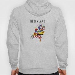 netherlands country symbol Hoody