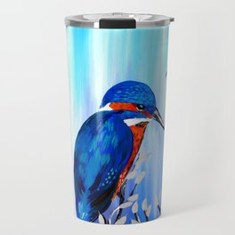 Kingfishers Travel Mug