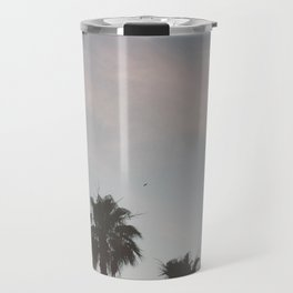 Vegas Palm Trees Travel Mug