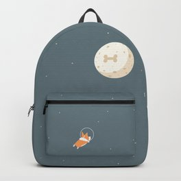 Fly to the moon Backpack