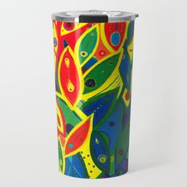 Tribute to the Decendents of the Goddex Kunta (rainbow) Travel Mug