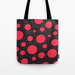 Galactic dots Tote Bag