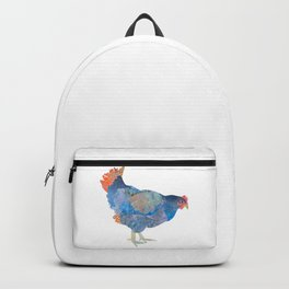 Because chickens Backpack