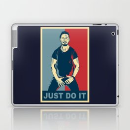 Shia Labeouf Just Do It Laptop & iPad Skin