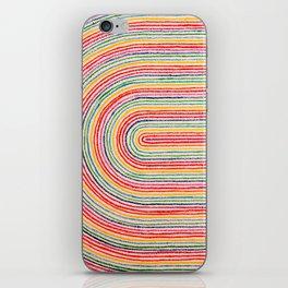 Curve Crayon iPhone Skin