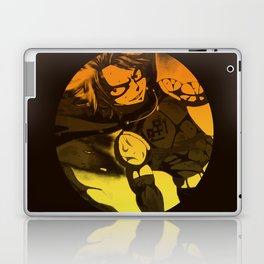 Orange NTS Laptop & iPad Skin
