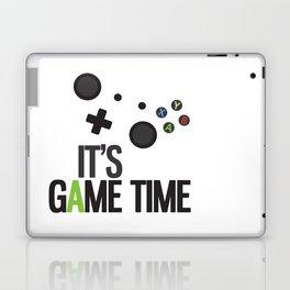 It's Game Time Laptop & iPad Skin