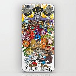 cuphead iPhone Skin