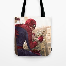 One on One (clean version) Tote Bag