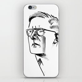 Shostakovich iPhone Skin