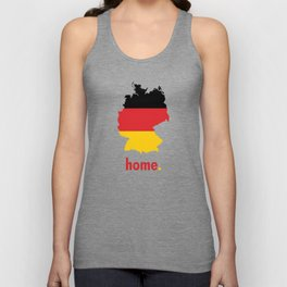 Germany Proud Unisex Tank Top