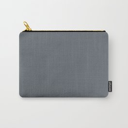 Pebble Gray Carry-All Pouch