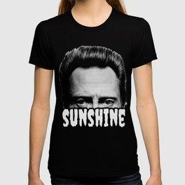 Walken on sunshine T-shirt