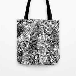 Layered surf Tote Bag