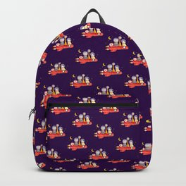 Let's All Go To Mars Backpack