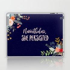 Nevertheless, She Persisted Laptop & iPad Skin