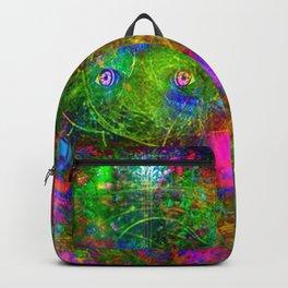Underwater Shaman (The Twilight Zone) Backpack