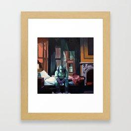 Captain Soul Framed Art Print