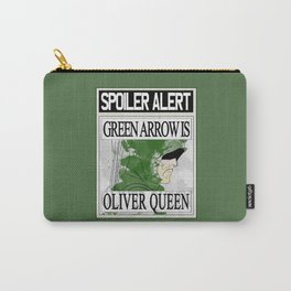 Spoiler alert! GA Carry-All Pouch