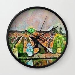 Potsdam Park Sanssouci Wall Clock