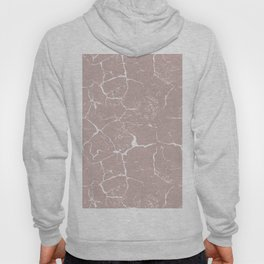 Abstract coral textures on soft paper Hoody