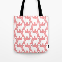 The Alpacas II Tote Bag