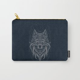 Wolf of North Carry-All Pouch