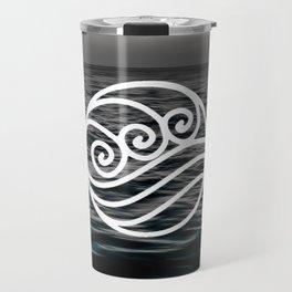 Water Tribe Travel Mug