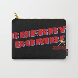 Cherry Bomb: Version 1 Carry-All Pouch
