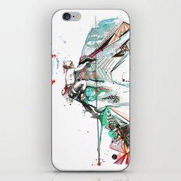 Burbage iPhone Skin