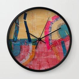 Humanitas 2 Wall Clock