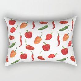 The Spice of Life Rectangular Pillow