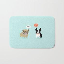 Dog Fart Bath Mat