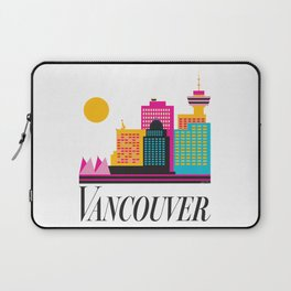 Vancouver Coal Harbour Laptop Sleeve