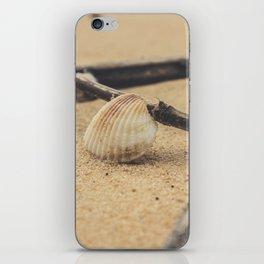 Seashell iPhone Skin