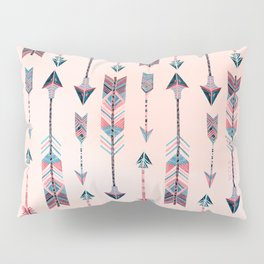 Patterned Arrows Pillow Sham