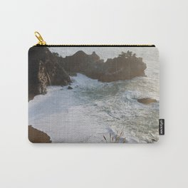 McWay Falls in Big Sur Photograph Carry-All Pouch