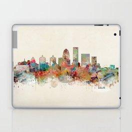 louisville kentucky skyline Laptop & iPad Skin