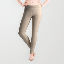 Be a pineapple- stand tall, wear a crown and be sweet on the inside Leggings
