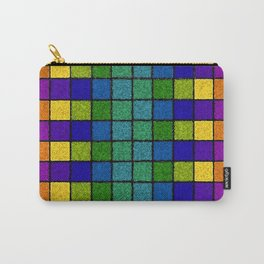 Sponged Chex Carry-All Pouch