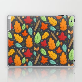 Happy Autumn pattern Laptop & iPad Skin