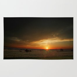Texas Sunset Rug