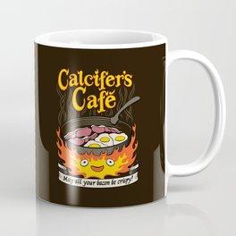 Calcifer's Cafe Coffee Mug