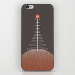 Leaving Sedna iPhone Skin