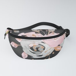 Night Roses 2 Fanny Pack