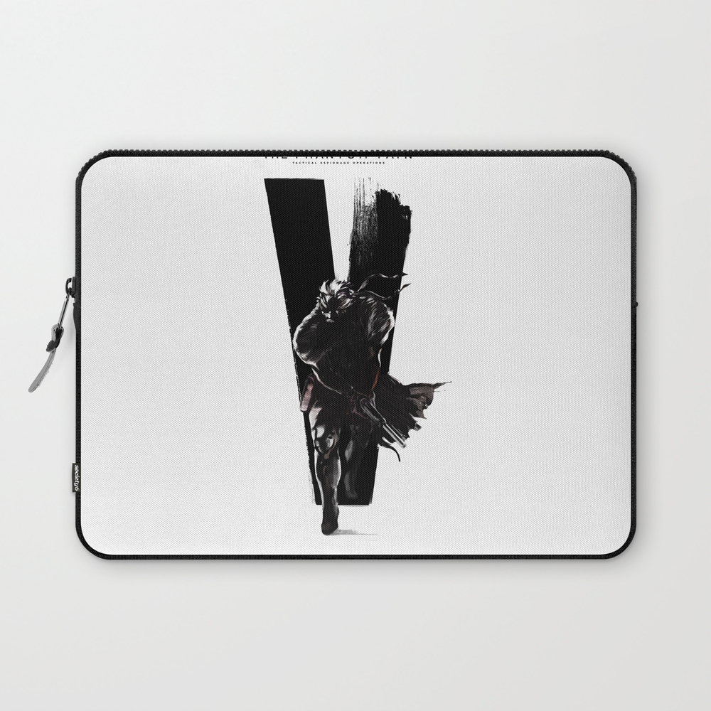 Metal Gear Solid V: The Phantom Pain Laptop Sleeve LSV8726942