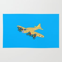 Fidget Plane Rug