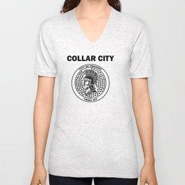 City of Trojans Unisex V-Neck